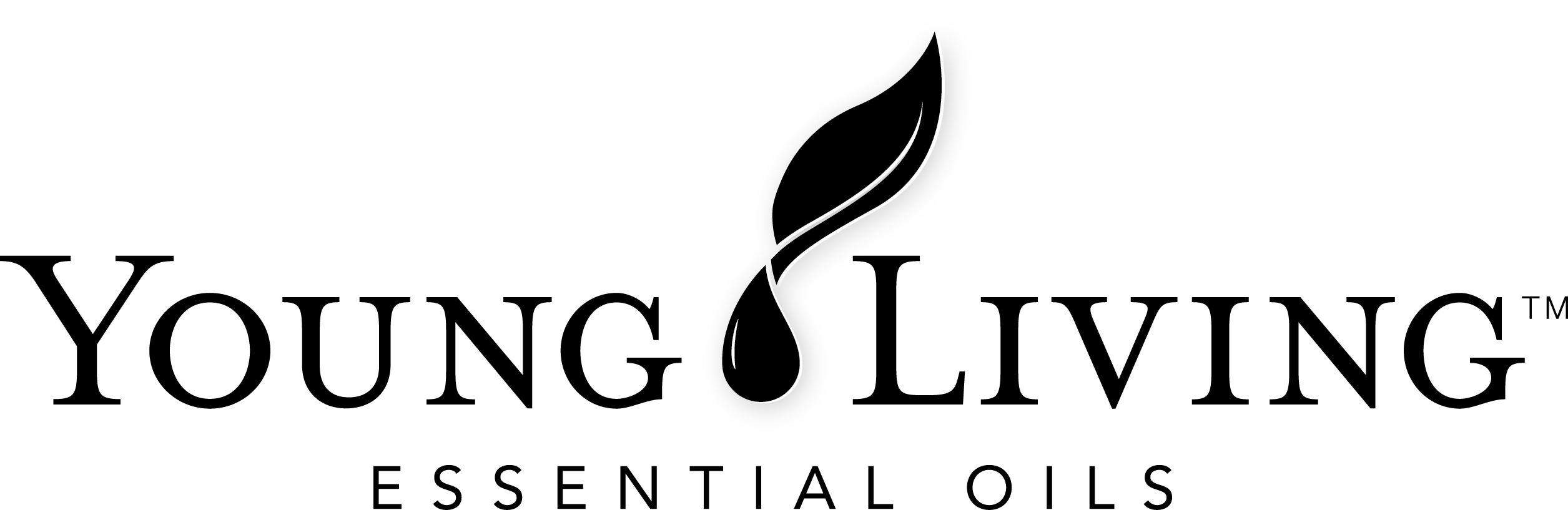 Young Living Logo Young Living Black